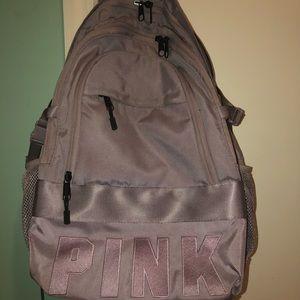 PINK book bag